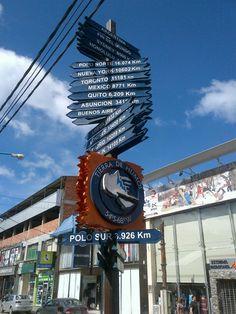 Twitter / acuarianojm: #Ushuaia es el centro de la ...