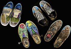 2015 Vans Custom Culture Contest Winner Announced at NYC Event - SneakerNews.com