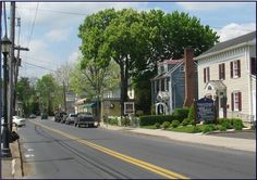 Yardley, Pennsylvania... lived here
