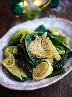 Green Vegetables | Vegetables Recipes | Jamie Oliver Recipes