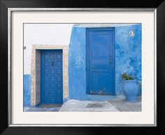 Kasbah Des Oudaias, Rabat, Morocco, North Africa, Africa Photographic Print by Graham Lawrence at Art.com