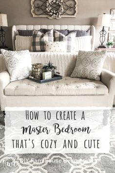 DIY Easy and Great Farmhouse Decor ideas #farmhouse