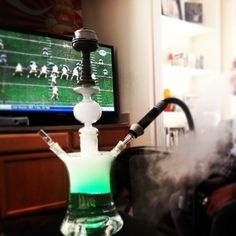 Hookah and Football!  Come to Lux Lounge in West Bloomfield, MI to relax with friends at a premiere hookah lounge in an upscale atmosphere!  Call (248) 661-1300 or visit www.luxloungewb.com for more information!