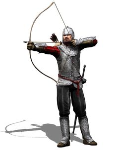 Assassin's Creed II Art & Pictures  Archer