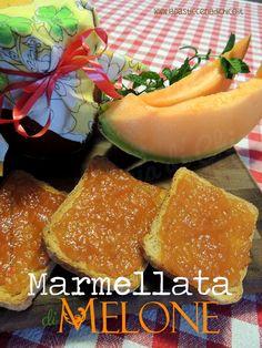 Marmellata di melone - www.lapasticceriadichico.it