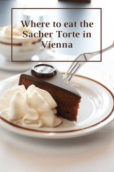 Find out the best place to eat the famous Sacher Torte in Vienna and how to recreate your own at home.