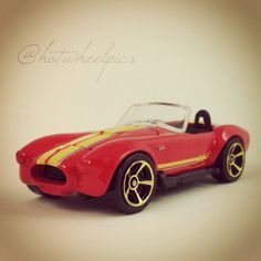"""Shelby Cobra 427 S/C (Kmart exclusive) - 2011 Hot Wheels """"Muscle Mania"""" series #hotwheels 