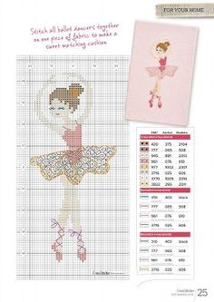 Ballet Tutu amp Shoes Mini Cross Stitch Kit Cross stitch t Tiny Cross Stitch, Cross Stitch For Kids, Cross Stitch Bookmarks, Cross Stitch Cards, Cross Stitch Designs, Cross Stitching, Cross Stitch Embroidery, Cross Stitch Patterns, Stitch Doll
