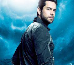 "Zachary Levi will play Luke on the new NBC drama ""Heroes Reborn."" - NBC.com"