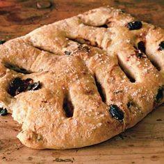 Fougasse kenyér Recept képpel - Mindmegette.hu - Receptek