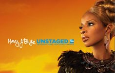 American Express UNSTAGED - Mary J Blige