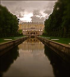 Peterhoff Palace, St. Petersburg, Russia