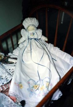 Pillowcase Doll - 1991