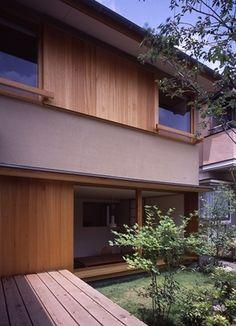 0077:N設計室・永田昌民 東京都東久留米市H邸 OMソーラー | 相羽建設:自然素材とOMソーラーの家
