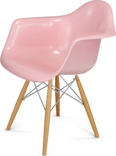 'Dowel - Shell Arm Chair by Modernica. @2Modern'