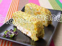 Terrine de légumes express aux flocons de riz et quinoa :    400 g d'un mélange de légumes crus de saison (automne-hiver : au moins 200 g de carottes ou de potimarron et je complète avec un autre légume : brocolis et/ou fenouil...)    40 g de flocons de riz    40 g de flocons de quinoa    10 cl de lait de riz  3 œufs    1 c. à c. bien bombée de curry thali (coriandre, pois chiches, pois cassés, cumin, fenugrec, curcuma...)    100 g de tofu à la mexicaine #picnic