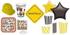 Online Shop für Partybedarf für Kindergeburtstage und Mottopartys – My Great Party