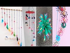 DIY Room Decor 15 Easy Crafts Ideas at Home for Teenagers 2018  Room Dec...