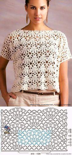 Fabulous Crochet a Little Black Crochet Dress Ideas. Georgeous Crochet a Little Black Crochet Dress Ideas. Pull Crochet, Mode Crochet, Filet Crochet, Knit Crochet, Crochet Summer, Crochet Baby, Black Crochet Dress, Crochet Blouse, Crochet Shawl
