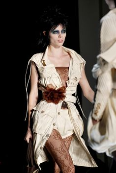 Jean Paul Gaultier Spring 2011 Ready-to-Wear - Collection - Gallery - Style.com
