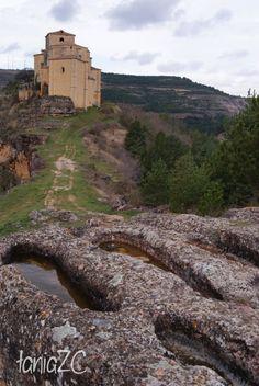 El pueblo de la abuela Eugenia - Sedano - Burgos #CastillayLeon #Spain