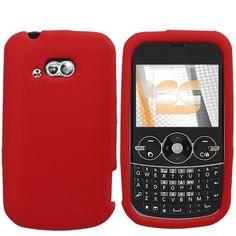 LG 900g Gel Skin Case - Red