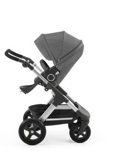Stokke Trailz complete with seat & bassinet - 4 Wheel Prams - Baby Prams & Strollers Baby Must Haves, Double Strollers, Baby Strollers, Running Strollers, Jogging Stroller, Stokke Trailz, Baby Shooting, Travel System, Baby Gear