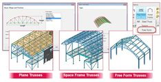 Key Design, Tool Design, Structural Analysis, Design Suites, Change Management, Reinforced Concrete, Metal Structure, Steel Buildings, Effective Communication