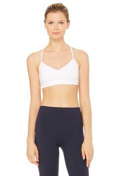 43862c990d Alo Yoga Sunny Strappy Bra