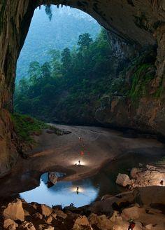 Vietnam Cave - Hang Son Doong