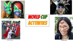 25 + Rugby World Cup Activities