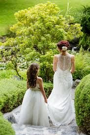 pics with the bride and her little girl on pinterest - Google Search