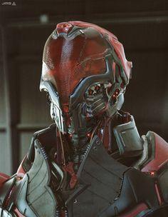 Fury final battle space suit concept