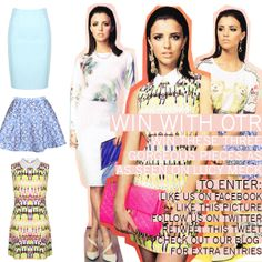 Win With OTR: Do you want to win the pieces that the gorgeous Lucy Meck wore in this weeks Closer?