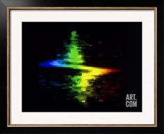 Hubble Image of Black Hole Photographic Print by NASA at Art.com