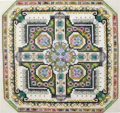 Mini Mandala Mystery 02 by Chatelaine - $93.35 for pattern plus kit