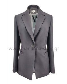 0530-20 Blazers, Jackets, Shopping, Fashion, Down Jackets, Moda, Fashion Styles, Blazer, Jacket