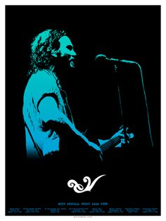 The Colors Blend :: 2008 Pearl Jam Concert Posters