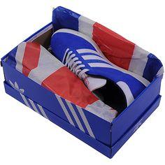 Adidas Limited Edition Team GB Tobaccos.