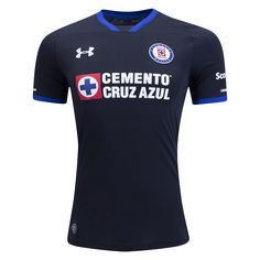 17/18 Under Armour Cruz Azul Third Jersey