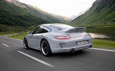 The 2010 Porsche Sport Classic.