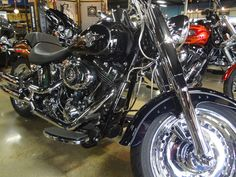 2014 Harley Davidson Fat Boy - San Diego Custom Motorcycles