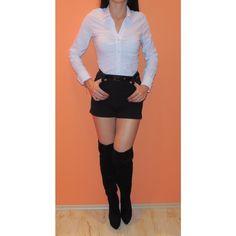 Camasa Body - Camasi Mini Skirts, Fashion, Moda, Fashion Styles, Mini Skirt, Fashion Illustrations