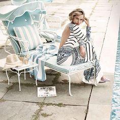 Emilio Pucci in Harper's Bazaar UK