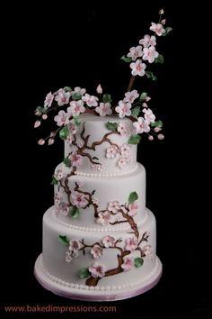 Japanese Theme Wedding Cakes On Pinterest