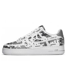 3efe6193689 Nike Air Force 1 High Frequency Digital Camouflage Trainer Sale UK