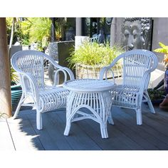 The Importer - Summer OZ Rattan Setting Home Furniture, Outdoor Furniture Sets, Outdoor Chairs, Outdoor Decor, Coastal Homes, Rattan, House Plans, Have Fun, Relax