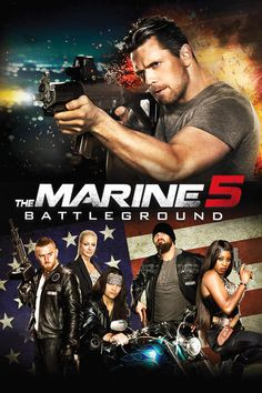 Watch The Marine 5: Battleground (2017) Online FreeWhile working as an EMT back stateside Jake Carter after responding to a distress call, finds himself caught up protecting a person of interest from a biker gang ruthlessly hunting them down.