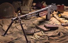 Browning Automatic Rifle (BAR)