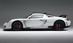 Gemballa Mirage GT Carbon Edition Porsche Carrera GT